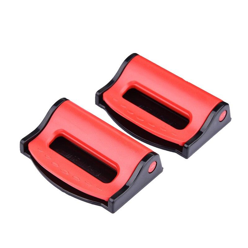 Portable Universal Car Safety Belt Clip Vehicle Adjustable Seat Belt Holder Y