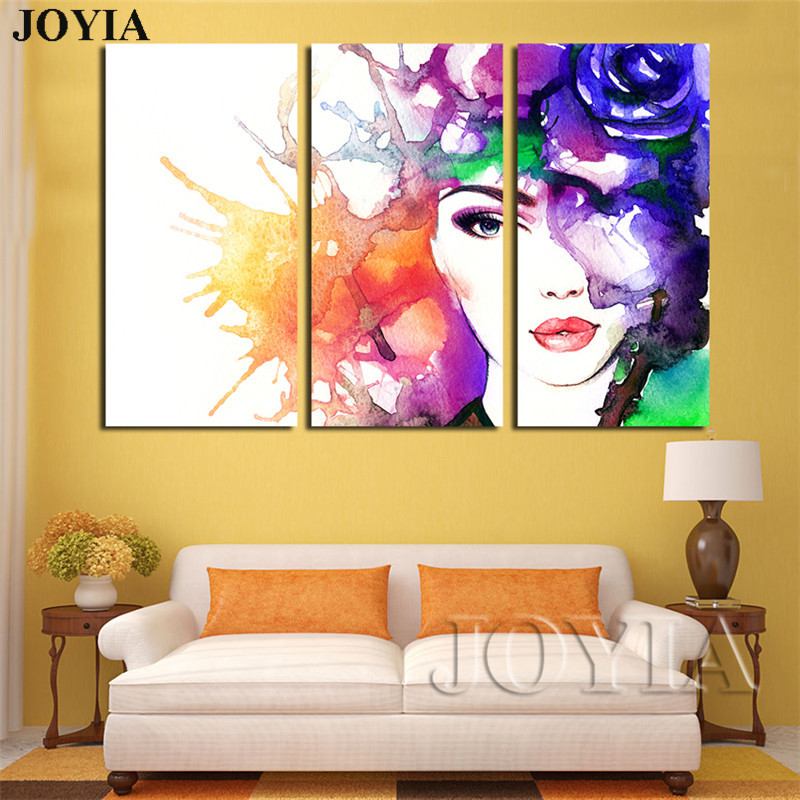 Outstanding Matching Canvas Wall Art Ornament - Art & Wall Decor ...