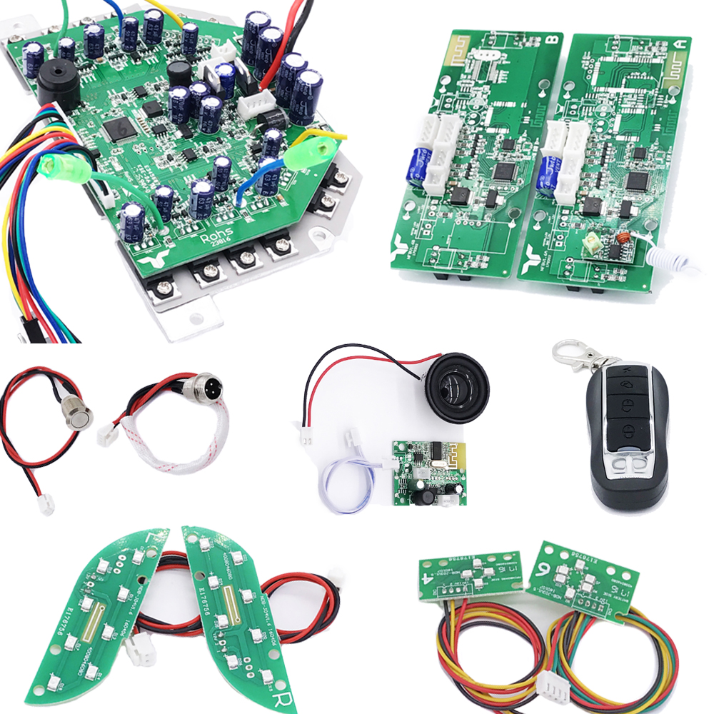 Scooter Motherboard Wi Bluetooth Module Speaker Rc Controller for Hoverboard 2 Wheels Smart Balance Electric Scooter Skateboard