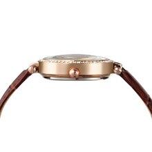Weiqin marca de exibição luminosa simples mulheres de personalidade assistir choque à prova d' água relógio feminino relógio de quartzo