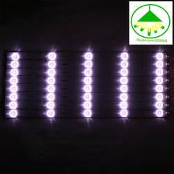 """100% оригинал Новый светодио дный Подсветка полосы для Hisense 39 """"ТВ SVH390A06 светодио дный 39K20D светодио дный 39EC110JD 8 шт./лот Бесплатная доставка"""