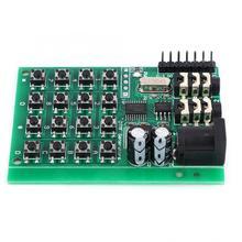 5~24VDC AE11A04 DTMF Audio Generator Module Voice Dual Encode Transmitter  Board