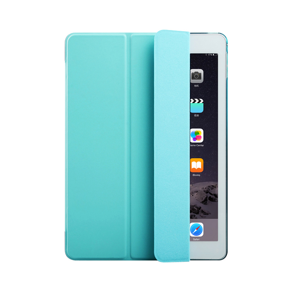 Case For Ipad 2017 Ultra Slim Protective Case For Ipad Smart Cover Magnetic Auto Sleep/Wake Up Funda For Ipad 2017 Case 9.7