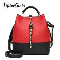 European Popular Fashion Bucket Bag Small Bag Female 2019 New Hit Color Wild Portable Handbag Women Shoulder Bag