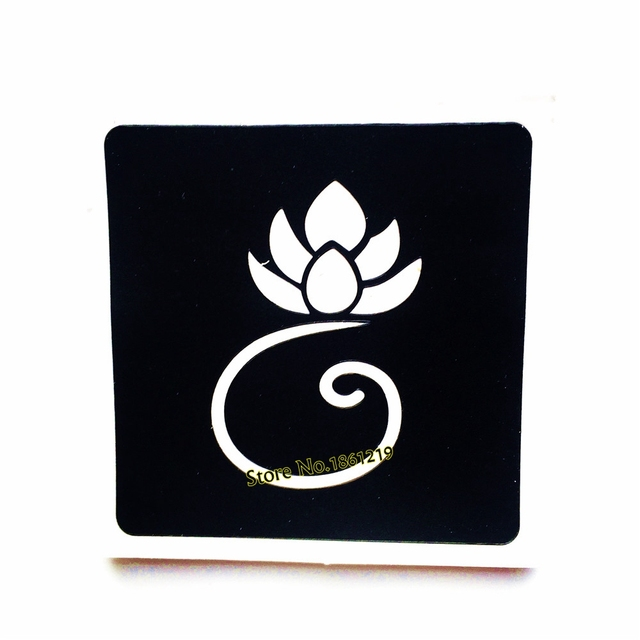 Lotus flower henna tattoo stencils for airbrush drawing painting lotus flower henna tattoo stencils for airbrush drawing painting body art fake arm feet legs tattoo mightylinksfo