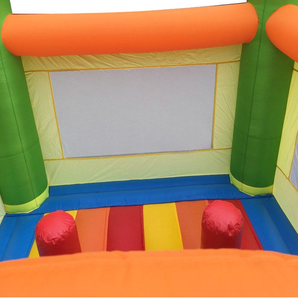 YARD óriás felfújható Bounce House 6.5x4.5x3.8M nagy méretű - Szórakoztató és szabadtéri sportok - Fénykép 5