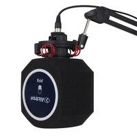 Alctron PF8 Профессиональный простой Студийный микрофон ветровое стекло акустический фильтр Новое поступление Настольный запись губка