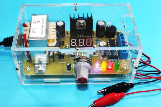 Variable power supply kit  2