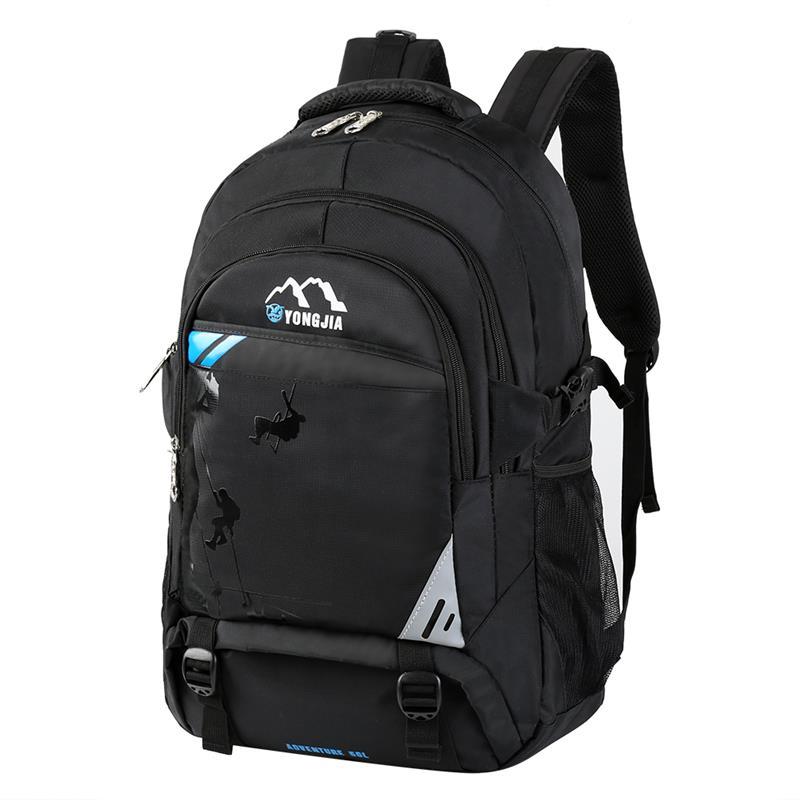 Sac à dos d'escalade Vbiger sac à dos de randonnée sac à dos de plein air sac de voyage léger de grande capacité pour Camping
