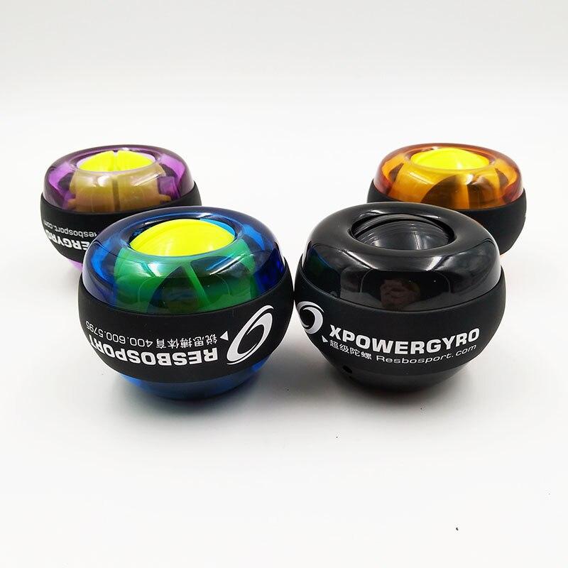 30LBS ABS Stärken Gyro Power Gyroskop Handgelenk Ball Spinner Übung ...