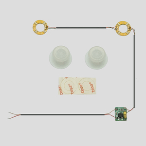 Image 3 - DIY Button Transparent analog thumb sticks thumb stick Led Light Fits for PlayStation4 PS4 Pro PS4 Slim With Flash Light Refit