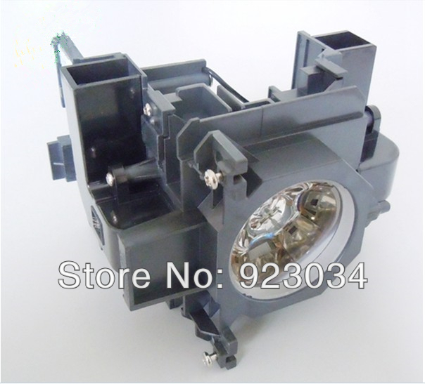 610 346 9607   Projector lamp with housing for EIKI LC-WUL100 LC-WXL200 LC-XL200 23040021 original bare lamp with housing for eiki lc xdp3500 lc xip2600 projector