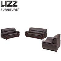 Corner Sofas Top Grain Leather Living Room Luxury Furniture Modern Scandinavian Design Wholesale Couch Loveseat Chair