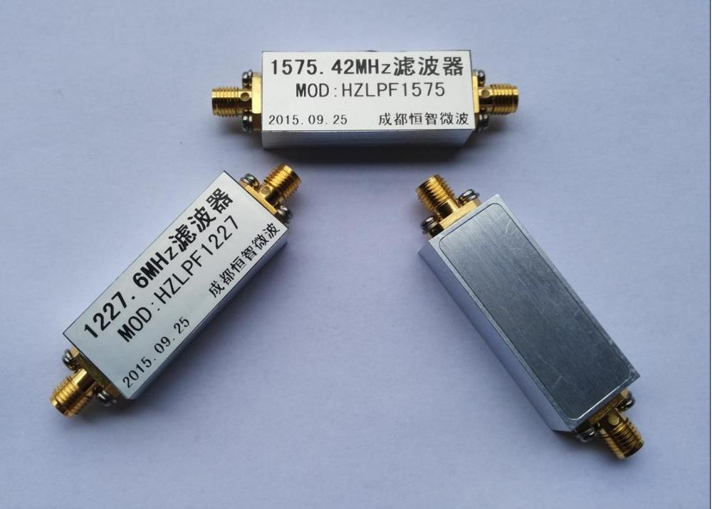 US $90 0 |band pass filter low pass ,LC ,RF ,microwave filter central  frequency = 300MHz, bandwidth = 10 50MHz-in Integrated Circuits from  Electronic