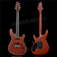 Afanti Music Mayones style Neck through design Electric guitar (AMO 221)