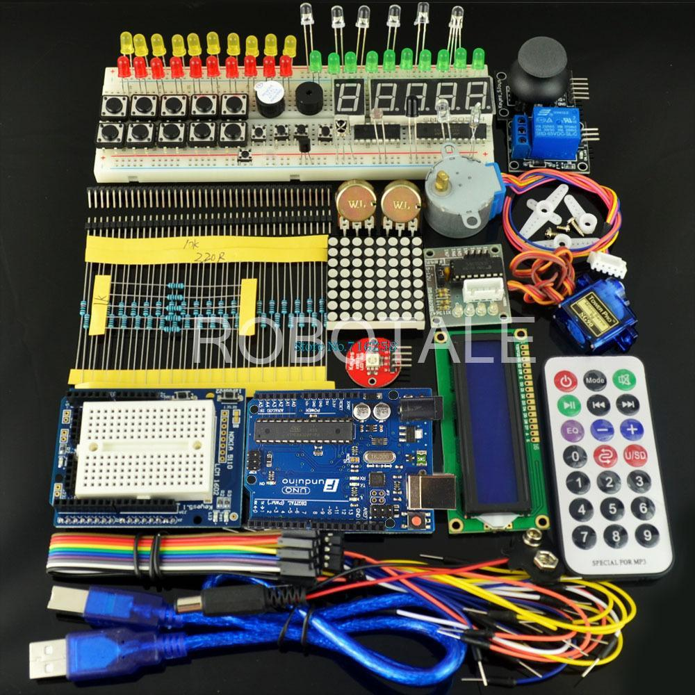 ! starter kit, universal learning suite C1 containing UNO R3 development board! starter kit, universal learning suite C1 containing UNO R3 development board