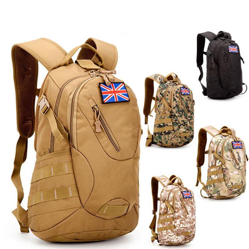 Sacs à dos professionnels en plein air hommes femmes sacs à dos militaires militaires multifonctions Camouflage voyage Camping randonnée sacs DSB53