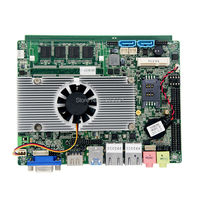Tableta placa base del pc industrial con a bordo 4 GB DDR3L RAM para HTPC, pizarra electrónica