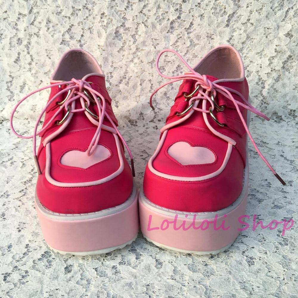 Princess sweet lolita shoes Japanese design / shaped shoes custom shoes custom 1234as peach cake сабо sweet shoes sweet shoes sw010awtrl49