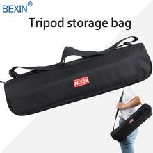 лучшая цена BEXIN new 50/40cm universal tripod bag photography camera tripod dedicated storage bag suitable for GITZO MANFROTTO SIRUI tripod