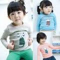 Hot sale 2015 Spring Autumn baby girls boys t-shirt,Fashion,Cats,Kids t-shirts.Cotton,t-shirt,girls boys shirts.Baby tops & tees