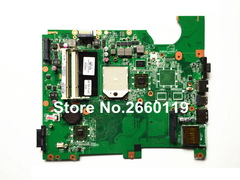 ФОТО laptop motherboard for HP CQ61 G70 G71 G61 577065-001 system mainboard fully tested and working well