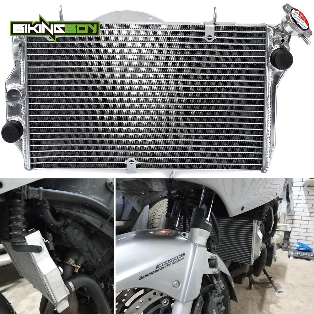 Radiator For Honda CBR1100XX CBR1100 XX SC35 Super Blackbird Fuel Injected 97-08