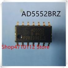 NEW 5PCS/LOT AD5552BRZ  AD5552BR AD5552B AD5552 SOP-14 IC