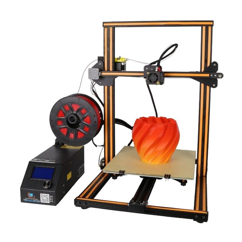 Best Promotion Upgrade CR-10S DIY 3D Printer Kit 300*300*400mm Printing Size Z-axis 1.75mm Filament Diameter EU Plug flsun 3d printer big pulley kossel 3d printer with one roll filament sd card fast shipping