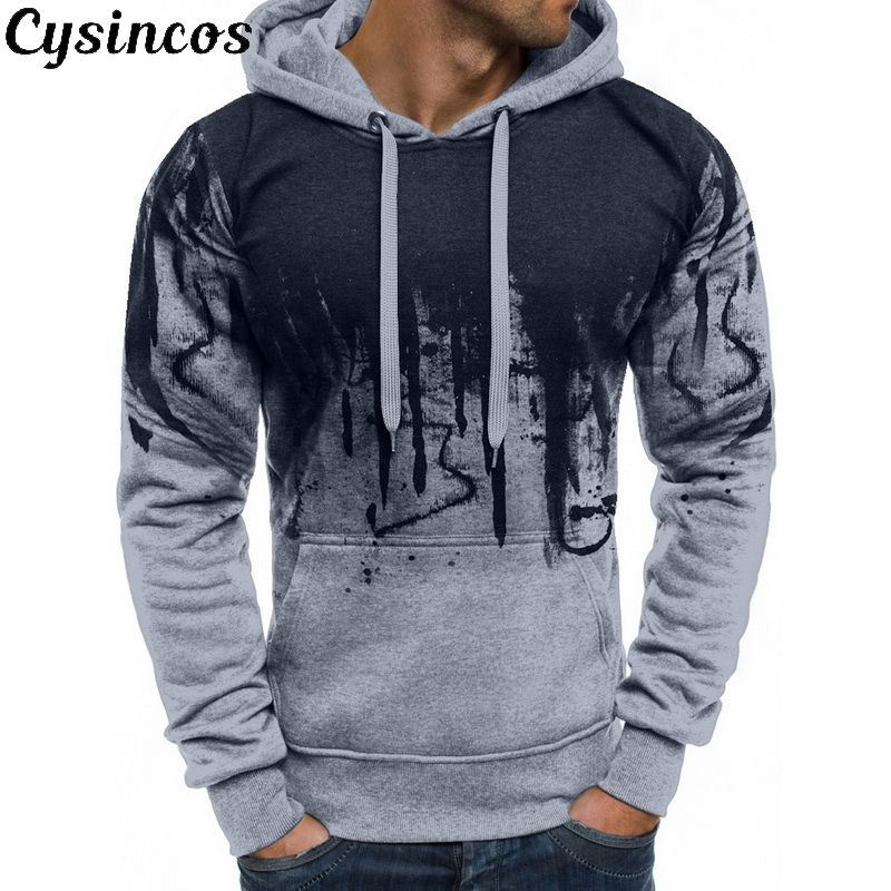 CYSINCOS Fleece Jacket Sweatshirts Hoodies Coat Sudaderas Casual-Wear Fall Zipper Autumn