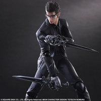 PLAY ARTS 27cm Final Fantasy XV Ignis Scientia Action Figure Model Toys