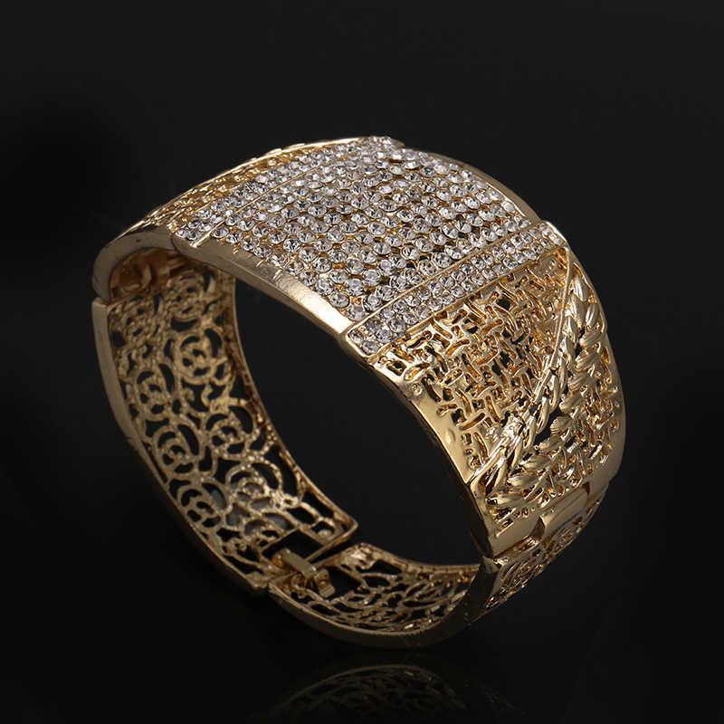 Fani צמיד בריאות מגנטית צמיד לנשים מותג חתונה תכשיטי אופנה צמיד זהב עיצוב הלקוח 2018 אנרגיה צמיד