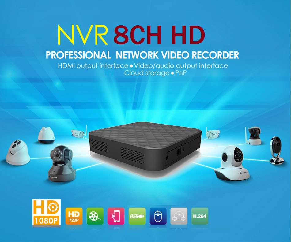 8 Channel NVR 8ch Multiple-Languages Audio Input Network Video Recorder HD720 NVR 8CH For Fujikam IP Camera DVR Cloud Box 861 виталий вячеславович романов судебная бухгалтерия