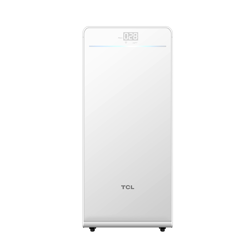 TCL Professional Air Purifier Removal of Fog and Haze PM2.5 Formaldehyde Cigar Smoke Bedroom Mute Negative Ions Air Cleaner kj210g c42 air purifier in addition to formaldehyde secondhand smoke wifi intelligent control mute ionizer