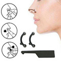 2016 2015 Latest New 1 Set Nose Up Lifting Shaping Clip Clipper Shaper Beauty Tool 3 Sizes No Pain  7GTO