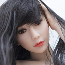 WMDOLL #70  head for sex doll 140 cm -170cm realistic silicone mannequins love dolls head  sex toy for male