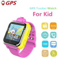 Russian Language Smart Watch Kids Wristwatch GPS Locator Tracker Anti Lost Smartwatch Baby Children Watch With Camera Clock F1