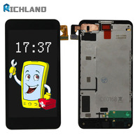 Original For NOKIA Lumia 630 LCD Touch Screen With Frame For NOKIA Lumia 630 Display Digitizer