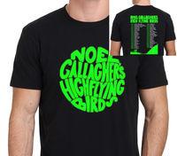 Noel Gallagher S High Flying Birds Tour 2018 18 T Shirt Men S Black Size S