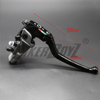CNC Motorcycle Brake Master Cylinder Cable clutch Radial Brake Pump Universal For Honda Yamaha Kawasaki Suzuki