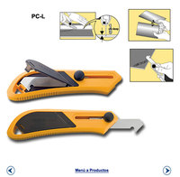 MADE IN JAPAN OLFA 11mm Plastic Cutter PC S
