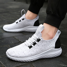 Men Casual Shoes Men Sneakers Brand Men Shoes Male Mesh Flats Loafers Slip On Big Size Breathable Spring Autumn Winter Shoes 2018 men brand new fashion loafers shoes pu leather spring autumn breathable sneakers casual flats driving slip on shoes qa 15