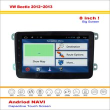 Car Android Media NAV Navigation System For Volkswagen VW Beetle 2012~2013 Radio Stereo Audio Video Multimedia ( No DVD Player )