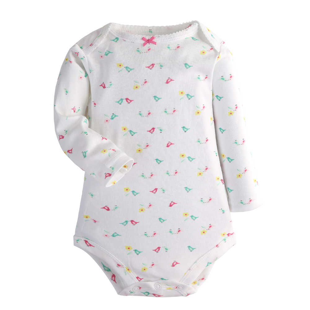 Baby Clothing Girl Bather Clothing Newborn Baby Clothes Cotton Baby Bodysuits Long Sleeve Baby Girl Bodysuits Jumpsuits Kigurumi