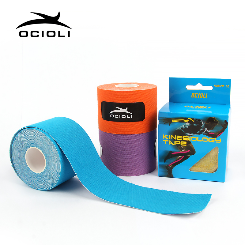 Macure Tape <font><b>Sports</b></font> Cotton Kinesiology Tape Elastic Adhesive Muscle Physio Cure <font><b>Injury</b></font> Support K Active Nastro Kinesiologia <font><b>Sport</b></font> image