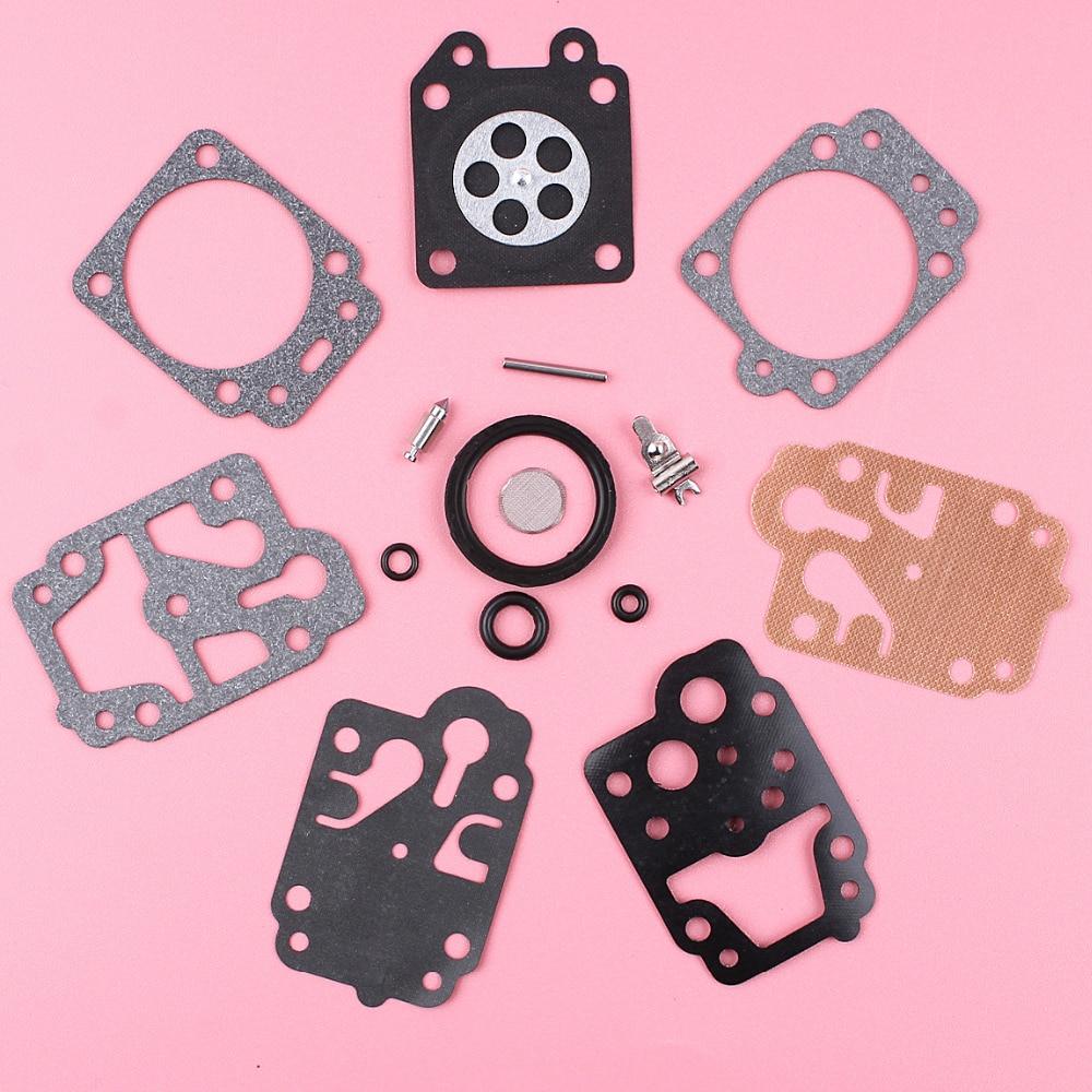 Carburetor Carb Rebuild Repair Kit For Honda GX25 GX35 HHB25 HHH25 HHT35 HHT35S Lawn Mower Engine Part K10-WYJ