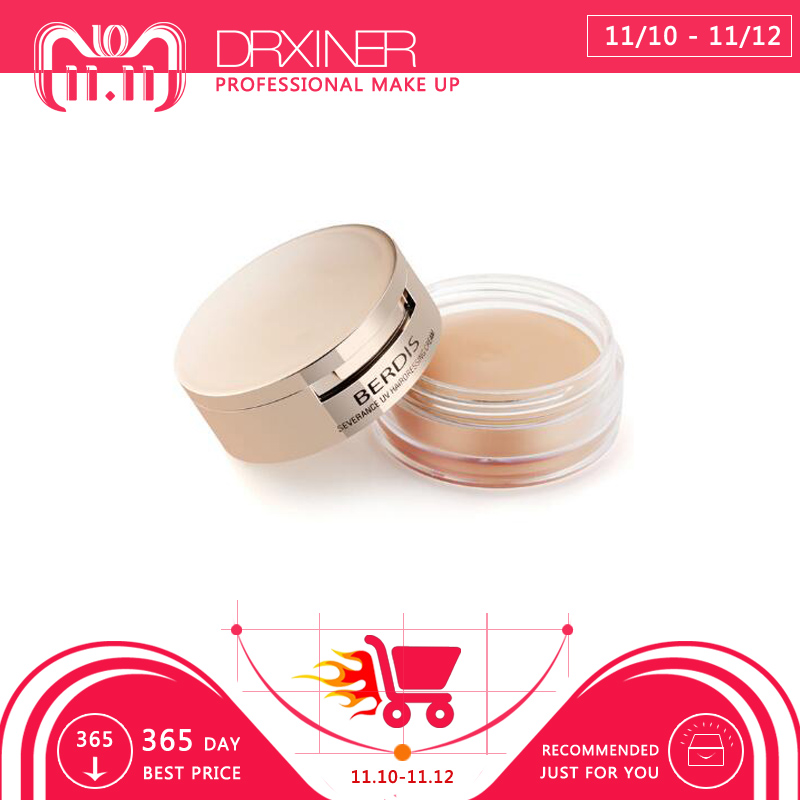 Berdis Concealer cream Isolation Block Defect Naked Makeup 20g Blemish Balm Cosmetics Professional Makeup nyx professional makeup универсальный консилер gotcha covered concealer ivory 01