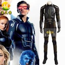 X-men Cyclops Apocalipsis Para Mujer Para Hombre Darkholme Cuervo Mystique Traje Cosplay Traje de Superhéroe