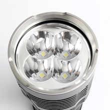 Newest Sofirn Q8 4*XPL HI 5000LM Powerful LED Flashlight 18650 Multiple Operation Procedure Super Bright Torch IPX8