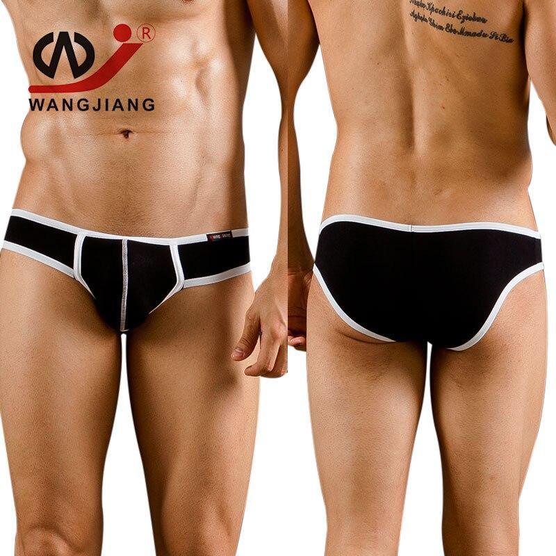 Sexy Gay Men Underwear Calzoncillos Briefs Jockstrap Bikini Hombre Gay Men Underwear Modal Jockstraps Mens Penis Briefs 3002 SJ